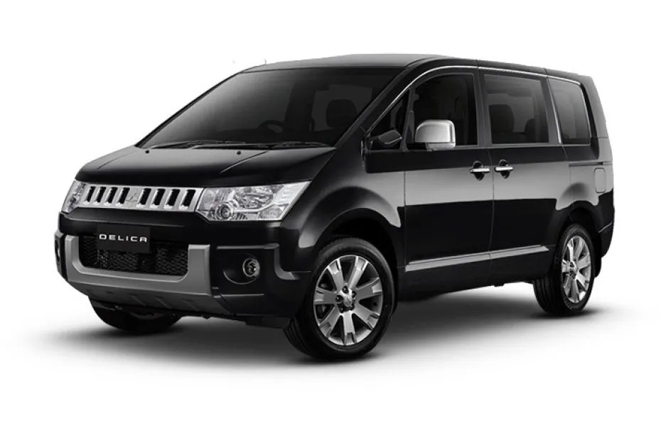 Color Car Delica - Diamond Black Mica - Mitsubishi Dealer Jakarta | Showroom Promo Harga Mitsubishi