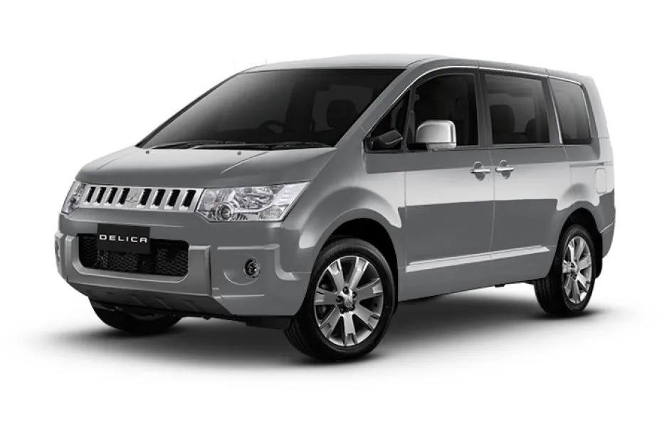 Color Car Delica - Eiger Gray Metallic - Mitsubishi Dealer Jakarta | Showroom Promo Harga Mitsubishi