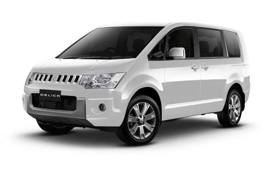 Color Car Delica - Warm White Pearl - Mitsubishi Dealer Jakarta | Showroom Promo Harga Mitsubishi