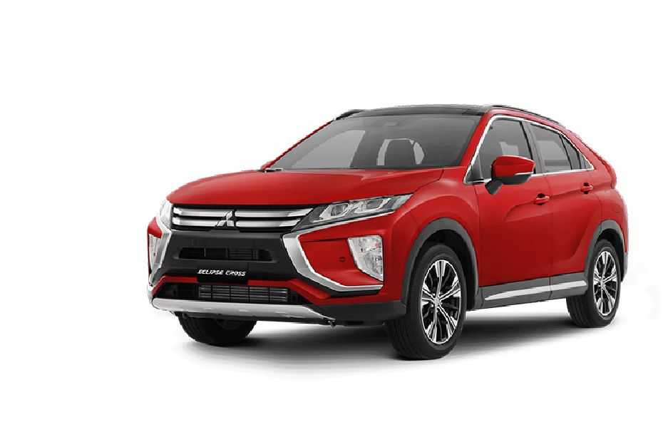 Color Car - Red - Eclipse Cross - Mitsubishi Dealer Jakarta - Harga Dealer Resmi Mitsubishi