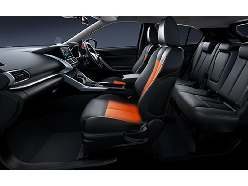 Performance Car - Heated Seat - Eclipse Cross - Mitsubishi Dealer Jakarta - Harga Dealer Resmi Mitsubishi