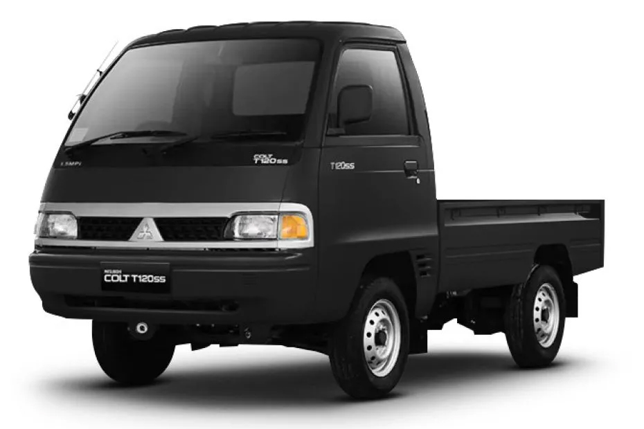 Color Car T120ss - Black Mica - Mitsubishi Dealer Jakarta | Showroom Promo Harga Mitsubishi
