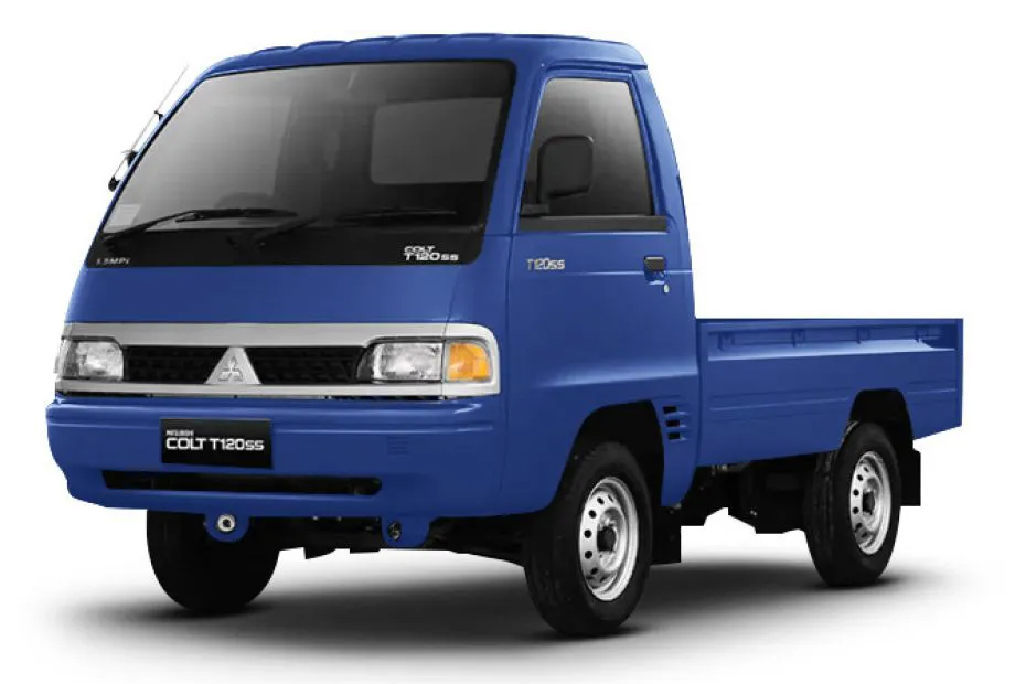 Color Car T120ss - Deep Blue Mica - Mitsubishi Dealer Jakarta | Showroom Promo Harga Mitsubishi
