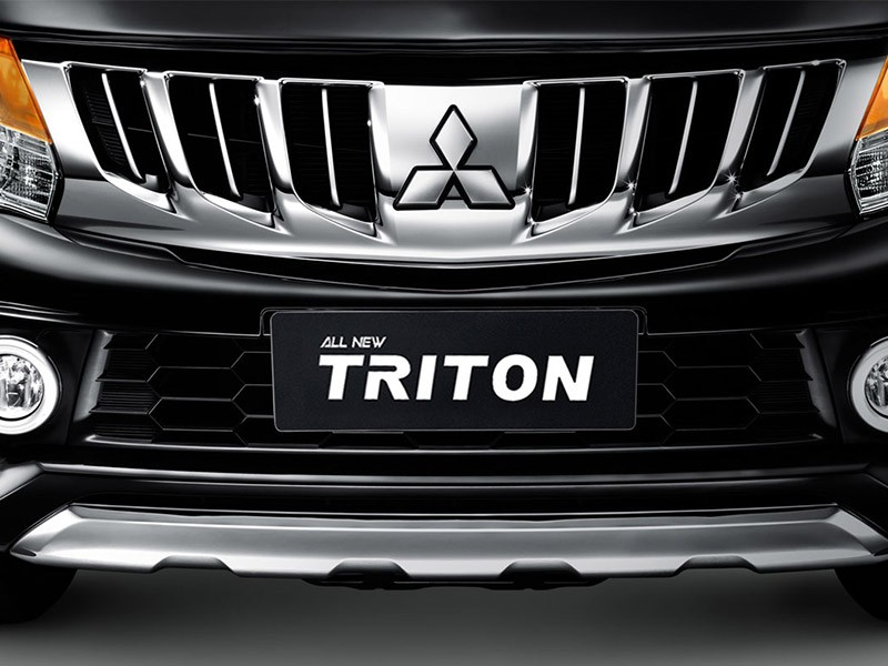 Accessories Car Triton 4x4 - Front Under Cover - Mitsubishi Dealer Jakarta | Showroom Promo Harga Mitsubishi