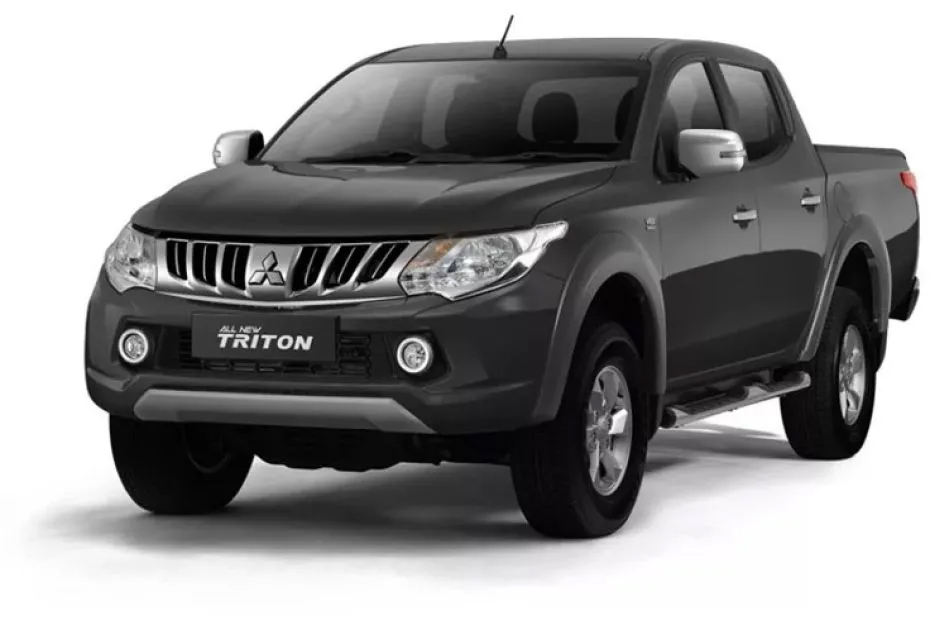 Color Car Triton 4x4 - Deep Black Mica - Mitsubishi Dealer Jakarta | Showroom Promo Harga Mitsubishi