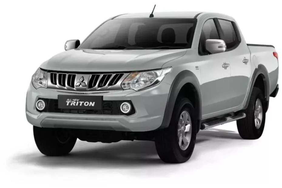 Color Car Triton 4x4 - Silver Metallic - Mitsubishi Dealer Jakarta | Showroom Promo Harga Mitsubishi
