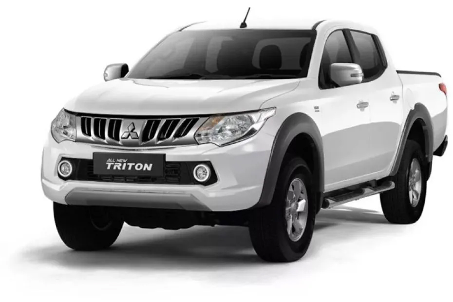 Color Car Triton 4x4 - Solid White - Mitsubishi Dealer Jakarta | Showroom Promo Harga Mitsubishi