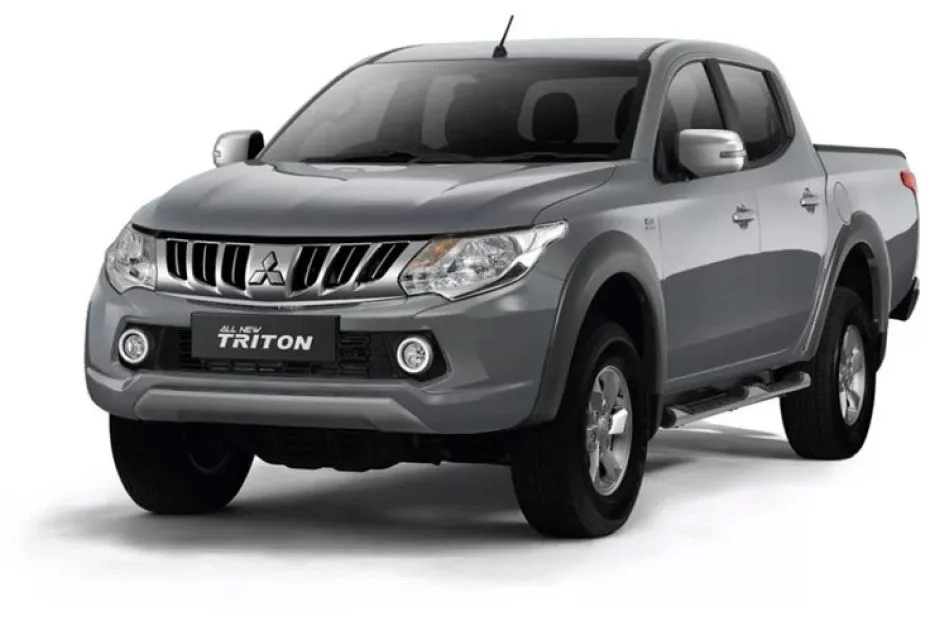 Color Car Triton 4x4 - Titanium Grey Metallic - Mitsubishi Dealer Jakarta | Showroom Promo Harga Mitsubishi