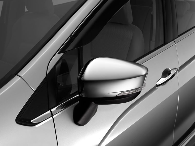 Accessories Car Xpander - DOOR MIRROR CHROME - Mitsubishi Dealer Jakarta | Showroom Promo Harga Mitsubishi
