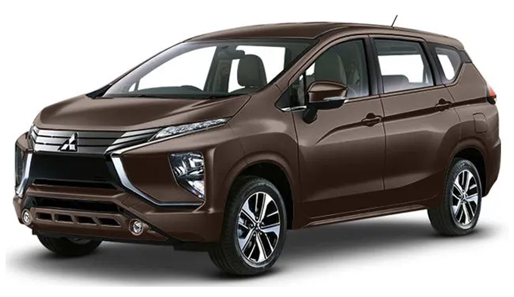 Color Car Xpander - Deep Bronze Metallic - Mitsubishi Dealer Jakarta | Showroom Promo Harga Mitsubishi