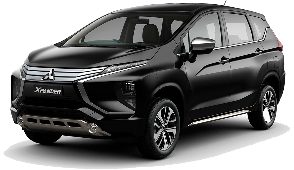 Color Car Xpander - Diamond Black Mica - Mitsubishi Dealer Jakarta | Showroom Promo Harga Mitsubishi