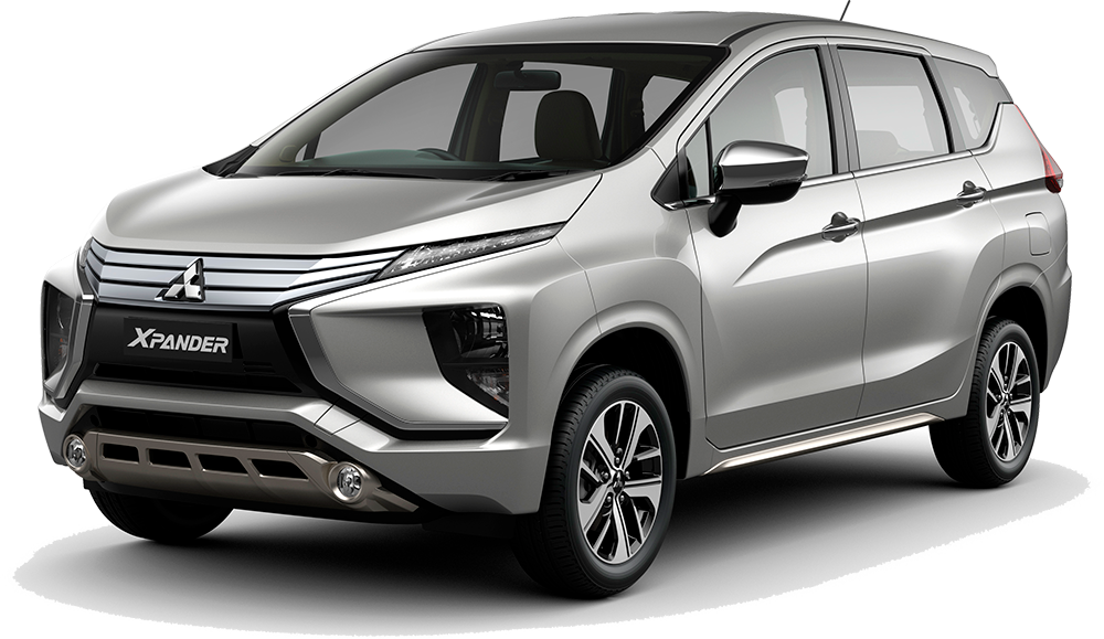 Color Car Xpander - Sterling Silver Metallic - Mitsubishi Dealer Jakarta | Showroom Promo Harga Mitsubishi