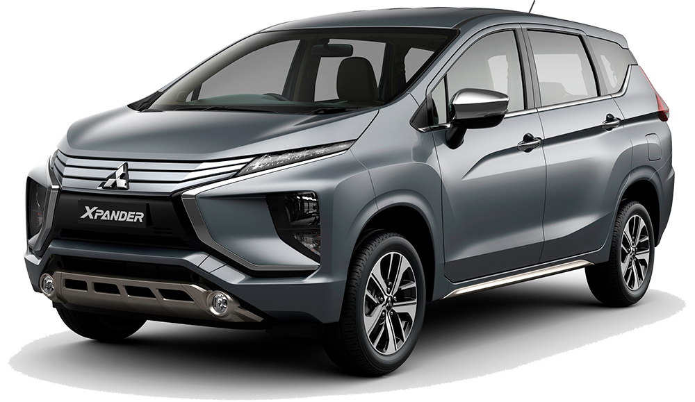Color Car Xpander - Titanium Grey Metallic - Mitsubishi Dealer Jakarta | Showroom Promo Harga Mitsubishi
