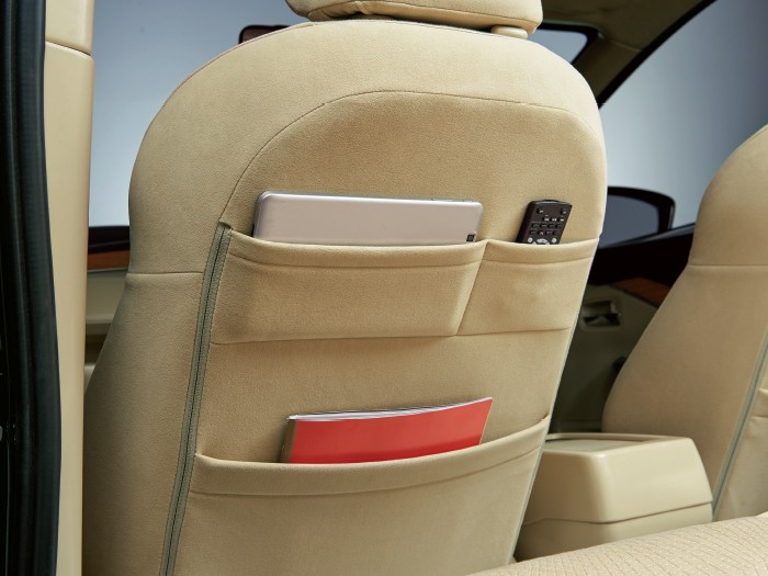 Interior Car Xpander - Seat Back Pocket Multifungsi - Mitsubishi Dealer Jakarta | Showroom Promo Harga Mitsubishi